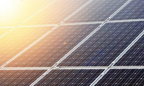 Photovoltaik für Solarstrom
